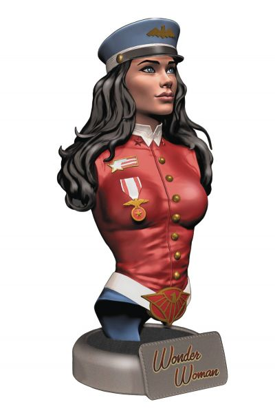DC COMICS BOMBSHELLS WONDER WOMAN BÜSTE