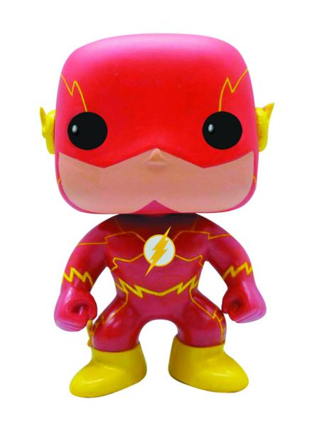 POP DC UNIVERSE THE FLASH FIGUR