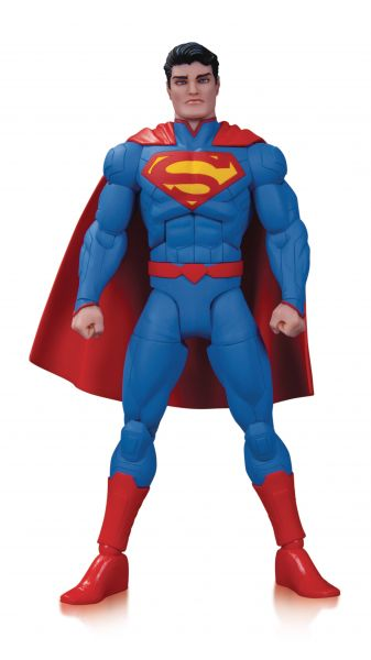 DC COMICS DESIGNER SERIES CAPULLO SUPERMAN ACTIONFIGUR