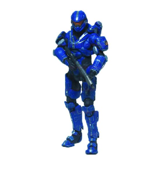 HALO 4 SERIES 3 SPARTAN THORNE ACTIONFIGUR