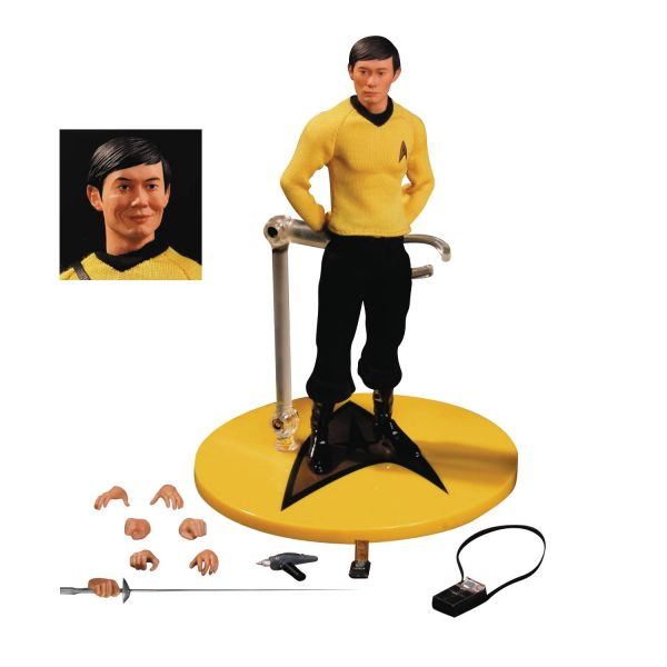 ONE-12 COLLECTIVE STAR TREK SULU ACTIONFIGUR