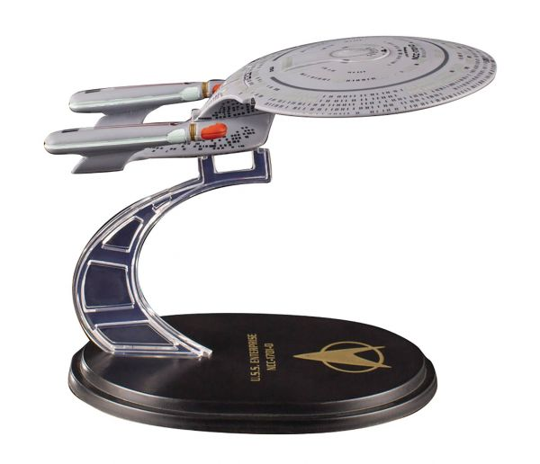 STAR TREK TNG USS ENTERPRISE NCC-1701-D MINI MASTER