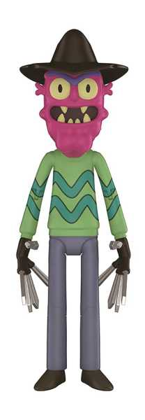 FUNKO RICK & MORTY SCARY TERRY ACTIONFIGUR