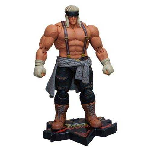 STORM COLLECTIBLES STREET FIGHTER V ALEX 1/12 ACTIONFIGUR 2018 SDCC EXCLUSIVE
