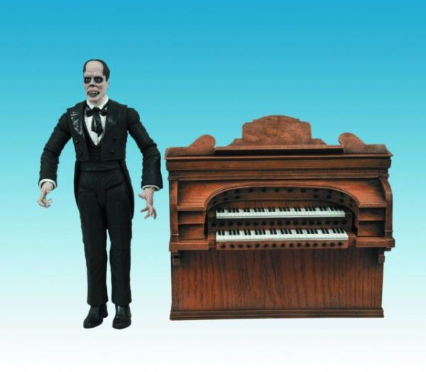 UNIVERSAL MONSTERS DIAMOND SELECT PHANTOM OF THE OPERA ACTIONFIGUR