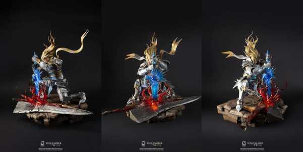 AUF ANFRAGE ! Soul Calibur VI 1/4 Soul Embrace Siegfried 46 cm Statue