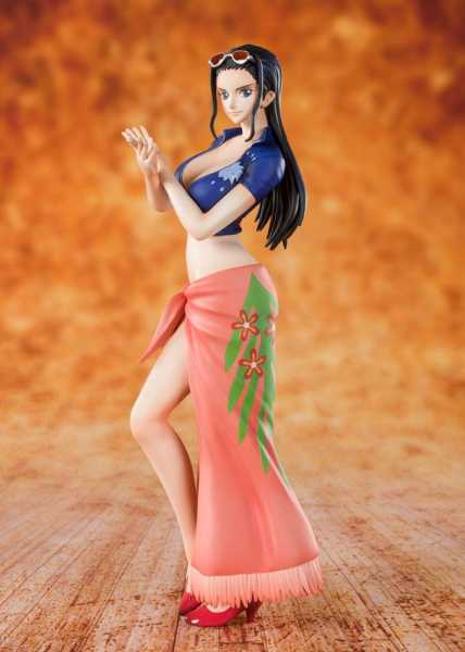 ONE PIECE DEVIL CHILD NICO ROBIN FIGUARTS ZERO ACTIONFIGUR