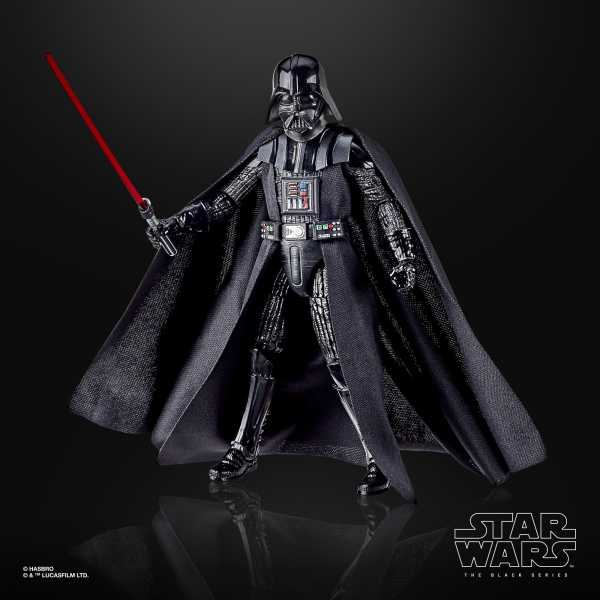Star Wars The Black Series Episode V 40th Anniversary 6 Inch Darth Vader Actionfigur