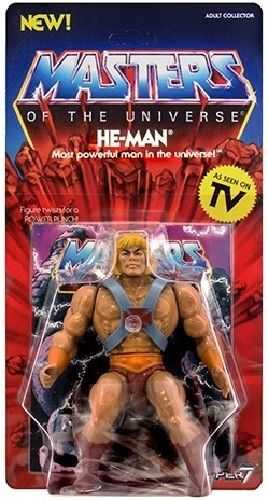 MASTERS OF THE UNIVERSE VINTAGE WAVE 1 HE-MAN