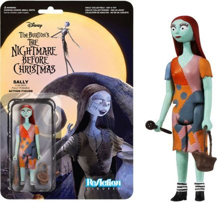 REACTION Nightmare Before Christmas - Sally