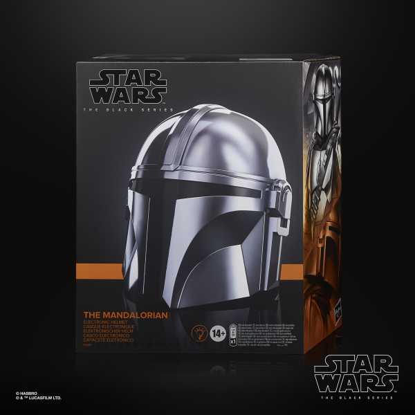 VORBESTELLUNG ! Star Wars Black Series MANDALORIAN Elektronischer Helm