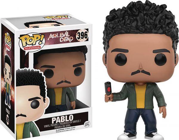 POP ASH VS EVIL DEAD PABLO VINYL FIGUR defekte Verpackung