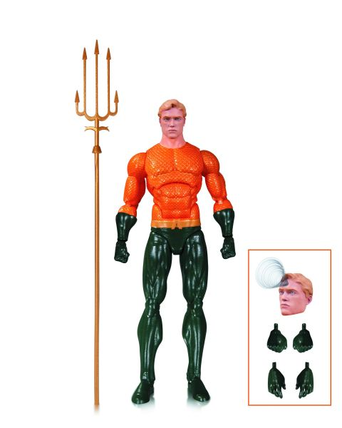 DC ICONS AQUAMAN ACTIONFIGUR