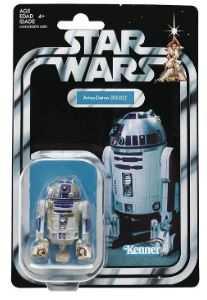 STAR WARS VINTAGE 10 cm R2-D2 ACTIONFIGUR