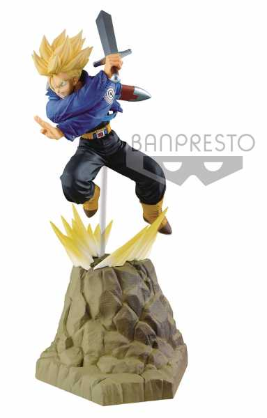 DRAGON BALL Z ABSOLUTE PERFECTION TRUNKS FIGUR