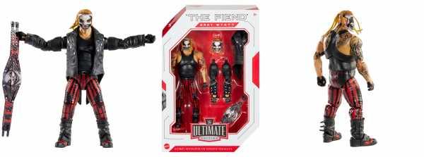 VORBESTELLUNG ! WWE Ultimate Edition Wave 7 The Fiend Bray Wyatt Actionfigur