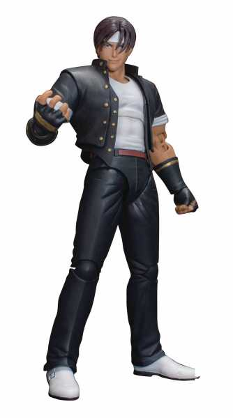 STORM COLLECTIBLES KING OF FIGHTERS KYO KUSANAGI 1/12 ACTIONFIGUR