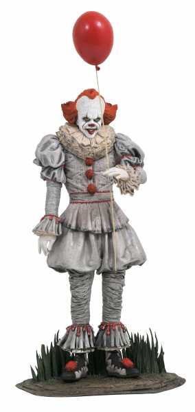 VORBESTELLUNG ! IT CHAPTER 2 GALLERY PENNYWISE PVC STATUE