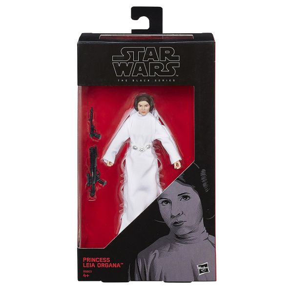 Star Wars Black Series Princess Leia Organa Actionfigur