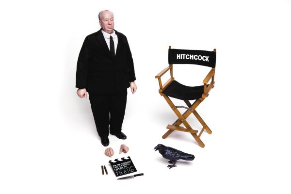 ALFRED HITCHCOCK 1/6 SCALE COLLECTIBLE ACTIONFIGUR
