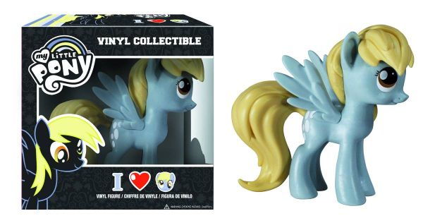 MY LITTLE PONY DERPY HOOVES VINYL FIGUR