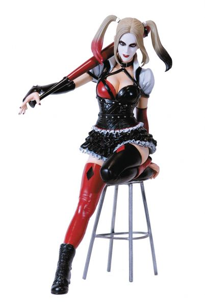 FANTASY FIGURE GALLERY DC COMICS COLLECTION HARLEY QUINN 1/6 PVC STATUE