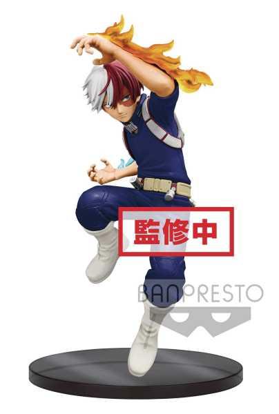 MY HERO ACADEMIA AMAZING HEROES V2 SHOTO TODOROKI FIGUR
