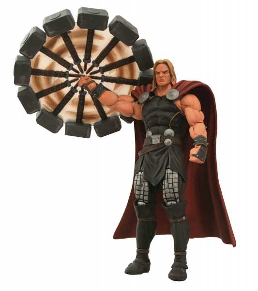 MARVEL SELECT MIGHTY THOR ACTIONFIGUR