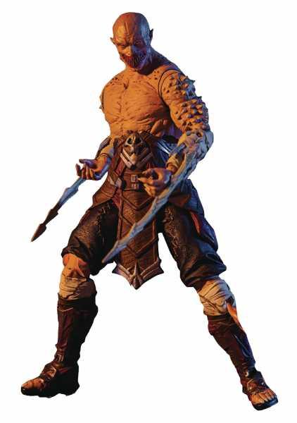 VORBESTELLUNG ! Mortal Kombat 11 Baraka 18 cm Actionfigur