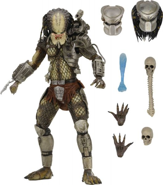 PREDATOR ULTIMATE JUNGLE HUNTER 17,5cm ACTIONFIGUR