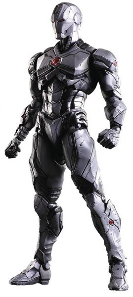 MARVEL UNIVERSE VARIANT PLAY ARTS KAI IRON MAN LIMITED COLOR VERSION ACTIONFIGUR