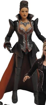 ONCE UPON A TIME REGINA PX ACTIONFIGUR
