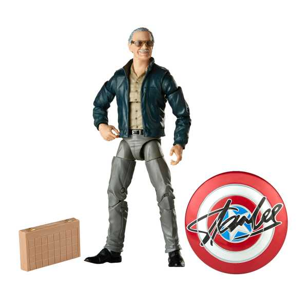 MARVEL LEGENDS STAN LEE ACTIONFIGUR